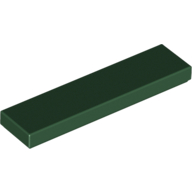 Плоска плочка 1X4 [4543949; 4248267]<br><small>Flat Tile 1X4 [4543949; 4248267]</small>