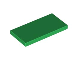 Плоска плочка 2x4 [4566179]<br><small>Flat Tile 2X4 [4566179]</small>