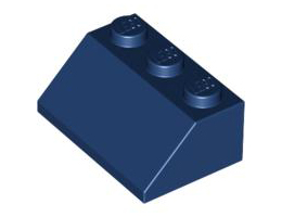 Покривна плочка 2X3/45° [4568711; 4261779]<br><small>Roof Tile 2X3/45° [4568711; 4261779]</small>
