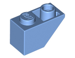 Покривна плочка 1X2 инверсна [4598015]<br><small>Roof Tile 1X2 Inv. [4598015]</small>