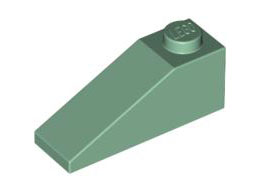 Покривна плочка 1X3/25° [4598531]<br><small>Roof Tile 1X3/25° [4598531]</small>