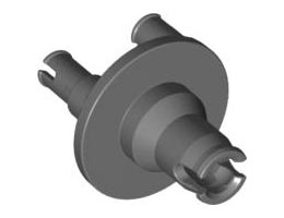 Държач за колело с 3 щифта [4610378]<br><small>3 Snap Gearblock [4610378]</small>