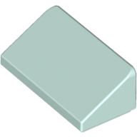 Покривна плочка 1X2x2/3 [4616211]<br><small>Roof Tile 1 X 2 X 2/3, Abs [4616211]</small>