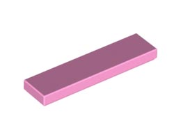 Плоска плочка 1X4 [4621552]<br><small>Flat Tile 1X4 [4621552]</small>