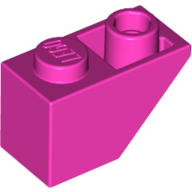 Покривна плочка 1X2 инверсна [4622743]<br><small>Roof Tile 1X2 Inv. [4622743]</small>