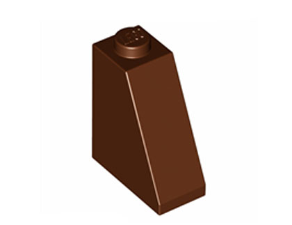 Покривна плочка 2X1x2 [4629736]<br><small>Roof Tile 2X1x2 [4629736]</small>
