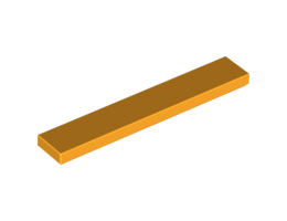 Плоска плочка 1X6 [4654129]<br><small>Flat Tile 1X6 [4654129]</small>
