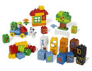 5497 ЛЕГО ДУПЛО - Игра с цифри<br><small> 5497 LEGO DUPLO - Play with Numbers</small>