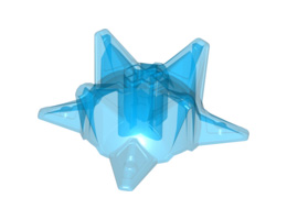 Hero Factory Weapon - Spiked Ball, Half [6027626]<br><small>Hero Factory Weapon - Spiked Ball, Half [6027626]</small>