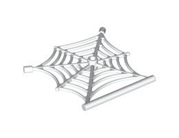 Паяжина с вал Ø3.2 мм [6006221]<br><small>Spider Web W. Shaft Ø3.2 [6006221]</small>