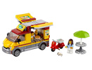 60150 ЛЕГО СИТИ - Пица бус<br><small>60150 LEGO CITY - Pizza Van</small>