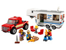 60182 ЛЕГО СИТИ - Пикап и каравана<br><small>60182 LEGO CITY - Pickup and Caravan</small>