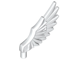 Крило с вал 4мм [6018302]<br><small> Wing W/Shaft 4Mm [6018302]</small>