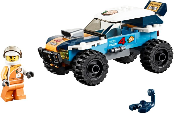 60218 ЛЕГО СИТИ - Кола за пустинно рали<br><small>60218 LEGO CITY - Desert Rally Racer</small>