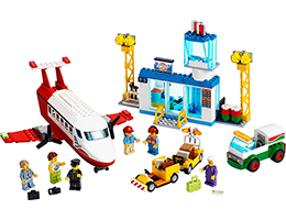 60261 ЛЕГО СИТИ - Централно летище<br><small>60261 LEGO CITY - Central Airport</small>