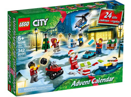 60268 ЛЕГО СИТИ - Коледен календар 2020<br><small>60235 LEGO CITY- Advent Calendar 2020</small>