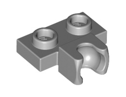 Плочка 1X2 с Ball Cup / Friction Middle [6043656]<br><small>Plate 1X2 Ball Cup / Friction Middle [6043656]</small>