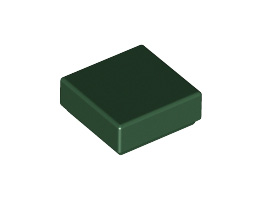 Плоска плочка 1X1 [6055171]<br><small>Flat Tile 1X1 [6055171]</small>