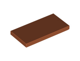 Плоска плочка 2X4 [6058089]<br><small>Flat Tile 2X4 [6058089]</small>