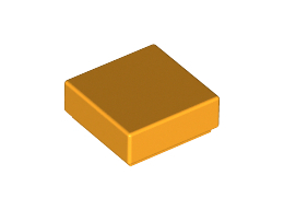 Плоска плочка 1X1 [6065504]<br><small>Flat Tile 1X1 [6065504]</small>