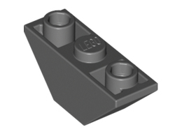 Двойна обратна покривна плочка 1X3/45° [6100124; 4651871]<br><small>Doub. Invert.Roof Tile 1X3/45° [6100124; 4651871]</small>