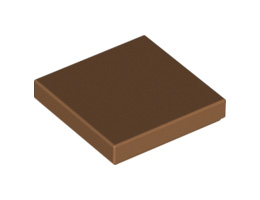 Плоска плочка 2X2 [6102990]<br><small>Flat Tile 2X2 [6102990]</small>