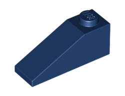 Покривна плочка 1X3/25° [6103774]<br><small>Roof Tile 1X3/25° [6103774]</small>