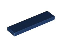 Плоска плочка 1X4  [6103985]<br><small>Flat Tile 1X4 [6103985]</small>