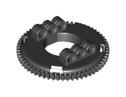 Горна част за въртяща се стойка Z60 [6109283]<br><small>Upper Part For Turntable Z60 [6109283]</small>