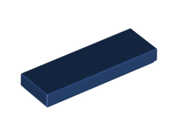 Плоска плочка 1X3 [6132566]<br><small>Flat Tile 1X3 [6132566]</small>