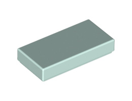 Плоска плочка 1X2 [6133247]<br><small>Flat Tile 1X2 [6133247]</small>