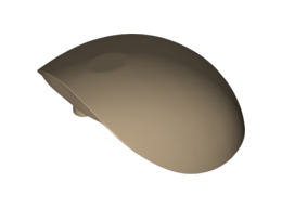 Раменна черупка [6133271] <br><small> Shoulder Shell W.3.20 Connector [6133271]</small>
