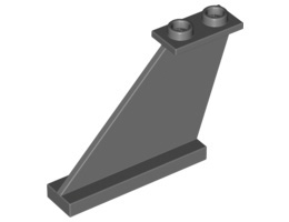 Рул 1X4x3  [6133621]<br><small>Rudder 1X4x3 [6133621]</small>