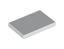 Плоска плочка 2x3 [6156667]<br><small>Flat Tile 2X3 [6156667]</small>