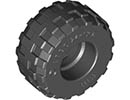 Гума балон широка Ø 24 X 12 мм [6162541; 4498340]<br><small>Tyre Balloon Wide Ø 24 X 12 mm [6162541; 4498340]</small>