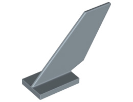 Рул 2X6x4 [6167208]<br><small>Rudder 2X6x4 [6167208]</small>