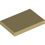 Плоска плочка 2x3 [6175367]<br><small>Flat Tile 2X3 [6175367]</small>