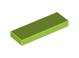 Плоска плочка 1X3 [4565993; 6185307]<br><small>Flat Tile 1X3 [4565993; 6185307]</small>