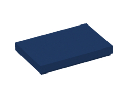 Плоска плочка 2x3 [6186974]<br><small>Flat Tile 2X3 [6186974]</small>