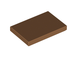 Плоска плочка 2x3 [6187006]<br><small>Flat Tile 2X3 [6187006]</small>