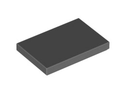 Плоска плочка 2X3 [6187008]<br><small>FLAT TILE 2X3 [6187008]</small>