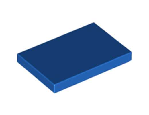 Плоска плочка 2x3 [6196596]<br><small>Flat Tile 2X3 [6196596]</small>