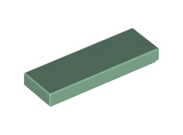 Плоска плочка 1X3 [6202626]<br><small>Flat Tile 1X3 [6202626]</small>