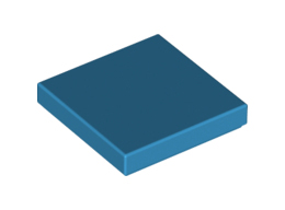 Плоска плочка 2X2 [6205087]<br><small>Flat Tile 2X2 [6205087]</small>