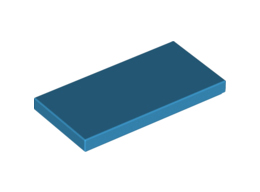 Плоска плочка 2X4 [6206312]<br><small>Flat Tile 2X4 [6206312]</small>