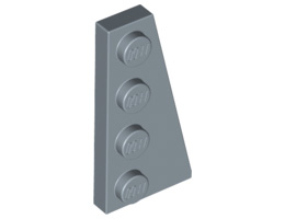 Right Plate 2X4 W. Angle [6207944]