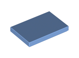 Плоска плочка 2x3 [6211973]<br><small>Flat Tile 2X3 [6211973]</small>