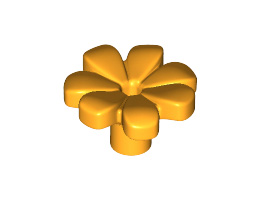 Flower, W/ 3.2 Shaft, 1.5 Hole, No. 1 [6212994]