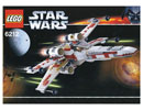 6212 ЛЕГО СТАР УОРС - X-крилен изтребител<br><small> 6212 LEGO STAR WARS - X-wing Fighter</small>