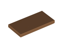 Плоска плочка 2X4 [6218359]<br><small>Flat Tile 2X4 [6218359]</small>